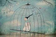 """La paura della paura limita la libertà…..impariamo a """"volare"""""""